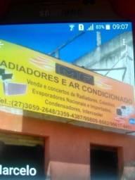 Mf radiadores e ar condicionado