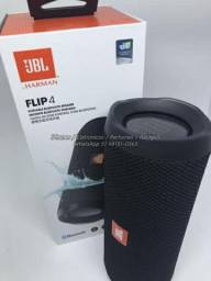 Caixa de Som Bluetooth Harman JBL ( Charge 3 Flip 4 ) - Novas com garantia