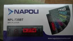 Auto rádio com conexão Bluetooth