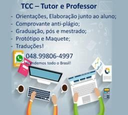 Professor para TCC