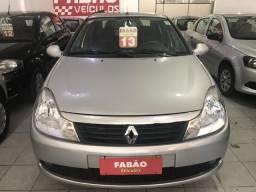 (FABÃO VEÍCULOS) Renault Symbol 1.6 2013 - 2013