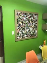 Painel de parede para fotos