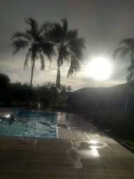 Aluga chácara com piscina Cond. Estância Primavera 2