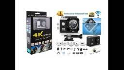 Câmera 4K promoção nova!