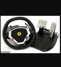 Thrustmaster Ferrari f430 force feedback ps4