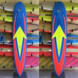 Pranchas Longboards Personalizadas de 9.0 a 9.6 Long com Kit de Quilhas e Pintura