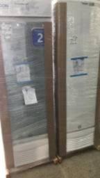Conservador vertical dupla ação - ideal para conservar produtos congelados e resfriado