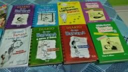 Vendo coleção Diário de um Banana