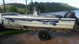 Barco Sea Crest Fishing 150 Yamaha 40HP - 2008