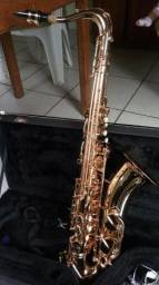 Saxofone Tenor Weril Spectra Iv Com Estojo - A974g0