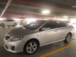 Corolla XEI 2.0, flex, 2014, automático com baixa KM