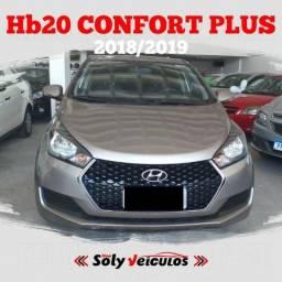Hb20 Comfort Plus 1.0 2018/19