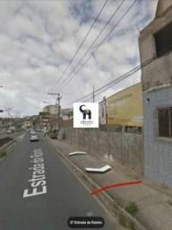 Terreno comercial para Locação Baixa de Quintas, Estrada da Rainha murado Salvador 320,00