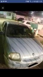 Clio 2001 pra vender logo - 2001