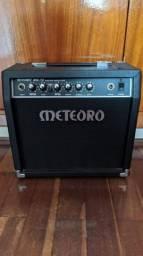 Amplificador de som cubo Meteoro