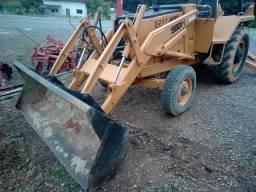 Retro Case 580 H