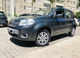 Fiat UNO VIVACE completo + air bag e ABS - 2013