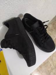 Sapato feminino (aceito cartão)