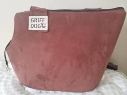Bolsa de transporte de cães