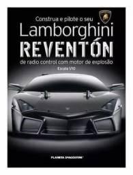 Lamborghini REVENTON EDITORA PLANETA comprar usado  Campinas