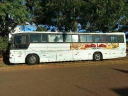 Vendo ônibus volvo / B 10M ano mod. 1990. Valor 60.000