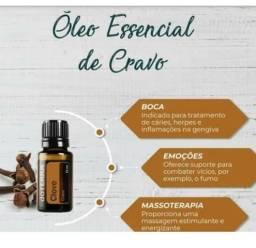 Oleo essencial cravo