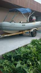 Bote Inflável Flexyboat