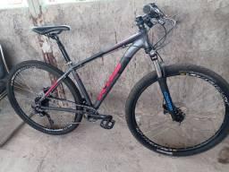 Bike khs 29 quadro 17 peças deore e XT 1x10