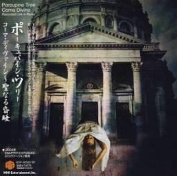 Porcupine Tree - Coma Divine (Recorded Live In Rome) 02CDs