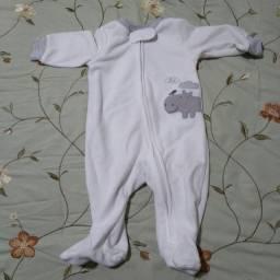 Kit 2 Macacões/Pijamas Carters - Importado