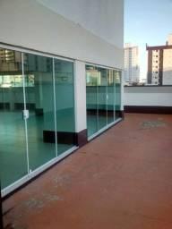 Aluguel- Apt 1 quarto + 1 reversível próx. a Delegacia no Centro- Ed. Solar São Bento