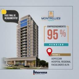 Apartamento com 96,00m² de área privativa-Umuarama-Pr