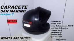 Capacete San Marino Classic R