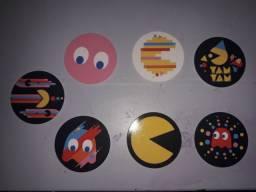 Tazos do Pac-Man códigos não usados (leia a descrição)
