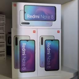 LEVEL UP//Redmi Note 8 da Xiaomi // Novo lacrado com garantia e entrega imediata