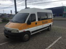 Fiat Ducato 24 lugares no documento