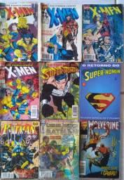 SÓ HOJE! Quadrinhos Marvel/DC Comics