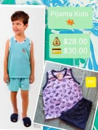Pijama Kids Digo&Nato