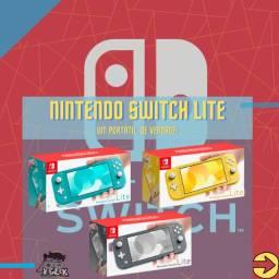 Nintendo Switch Lite   Lacrado com 6 meses de garantia