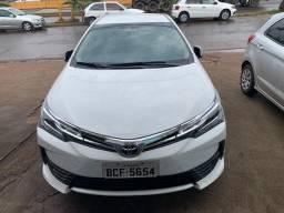 Toyota/Corolla 2.0 XRS ano 2019 automático