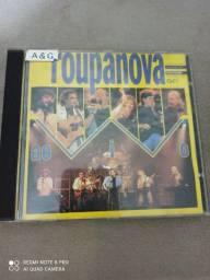CD original ROUPA NOVA ao vivo 1991