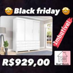 Black Black Black Friday real móveis