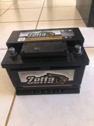 Bateria 60 AH semi nova com garantia
