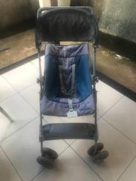 Carrinho de bebê + Bebê Conforto R$150,00