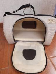 Bolsa transporte  almofada para pets