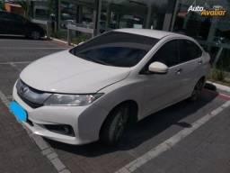 Título do anúncio: Honda City EX 1.5 CVT - 2015/2015 - Novíssimo, Revisado e C/ Garantia