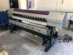 Impressora gráfica UV, semi nova