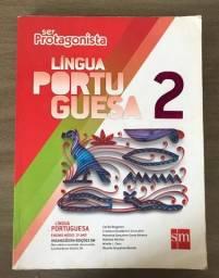 Livro - Ser Protagonista: Língua Portuguesa - Ensino Médio - 2º Ano