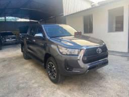 Título do anúncio: Toyota Hilux SRV Diesel 0 km 2021