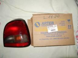 Lanterna Traseira Direita Vw Gol Gti Bola G2 95/99 Arteb Original Nova